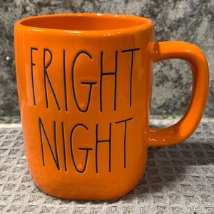 Rae Dunn FRIGHT NIGHT Mug